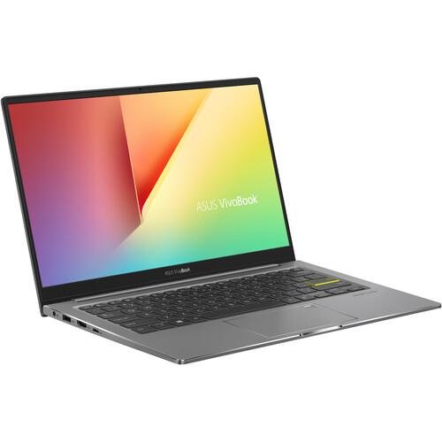 """ASUS 13.3"""" VivoBook S13 S333JA Laptop (Indie Black)"""