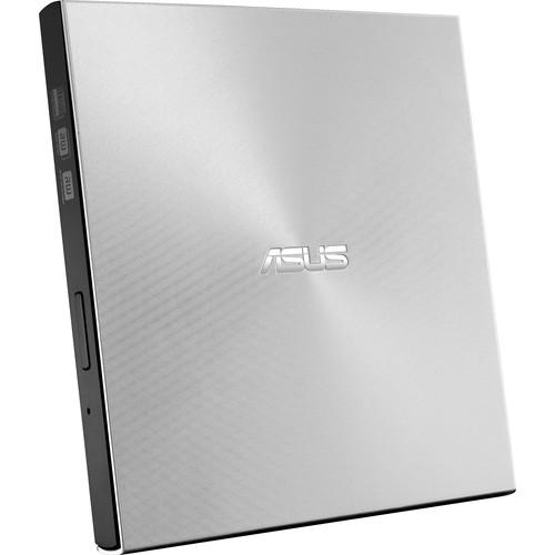 ASUS ZenDrive U9M External DVD Writer (Silver)