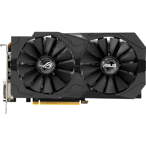 ASUS Republic of Gamers Strix GeForce GTX 1050 Ti Graphics Card
