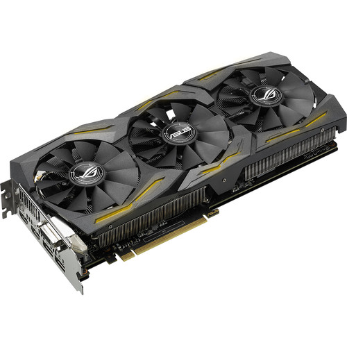 ASUS Republic of Gamers Strix GeForce GTX 1060 Graphics Card