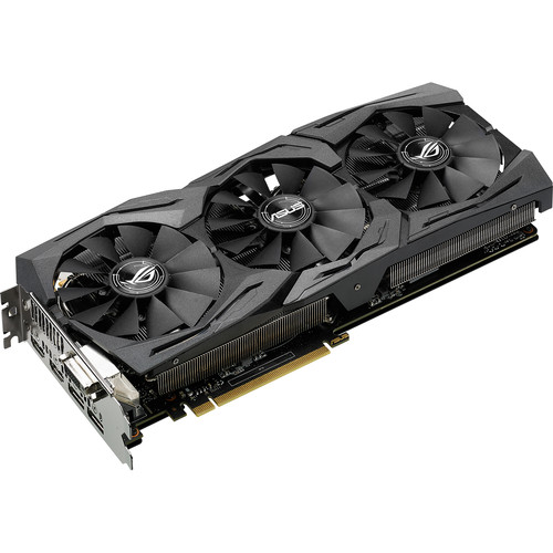 ASUS Republic of Gamers Strix OC GeForce GTX 1060 Graphics Card