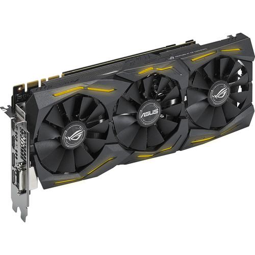 ASUS Republic of Gamers Strix GeForce GTX 1070 Graphics Card