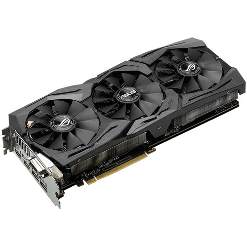 ASUS Republic of Gamers Strix OC GeForce GTX 1070 Graphics Card