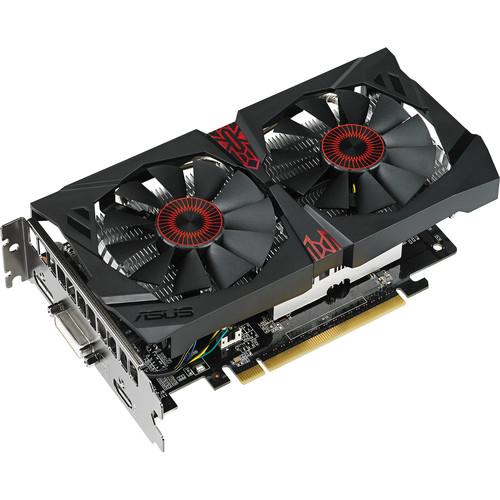 ASUS Strix GeForce GTX 750 Ti OC Edition Graphics Card