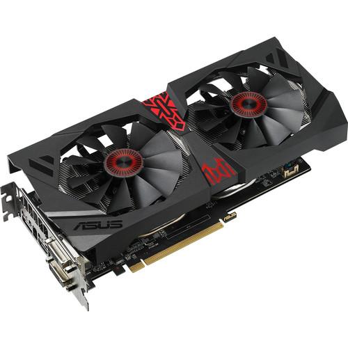 ASUS Strix Radeon R9 380 Gaming Graphics Card