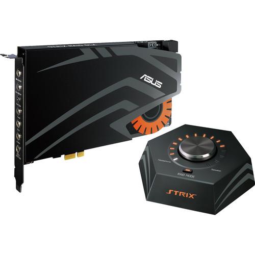 ASUS Strix Raid DLX 7.1 PCIe Sound Card