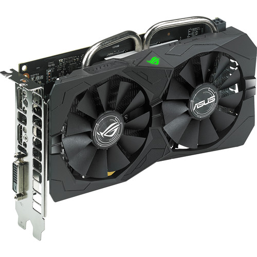 ASUS Republic of Gamers Strix Radeon RX 460 Graphics Card