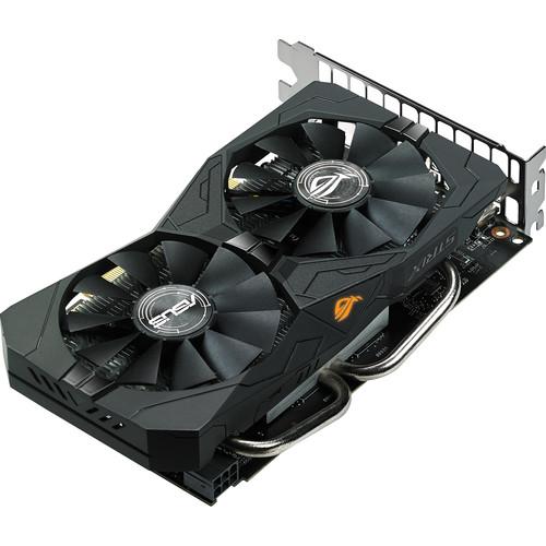 ASUS Republic of Gamers Strix OC Radeon RX 460 Graphics Card