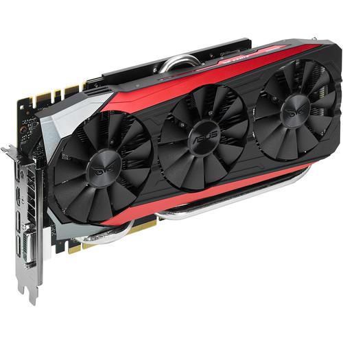 ASUS Strix GeForce GTX 980 Ti Graphics Card