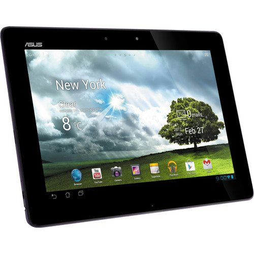 """ASUS 64GB Transformer Pad Infinity TF700 10.1"""" Wi-Fi Only Tablet (Amethyst Gray)"""