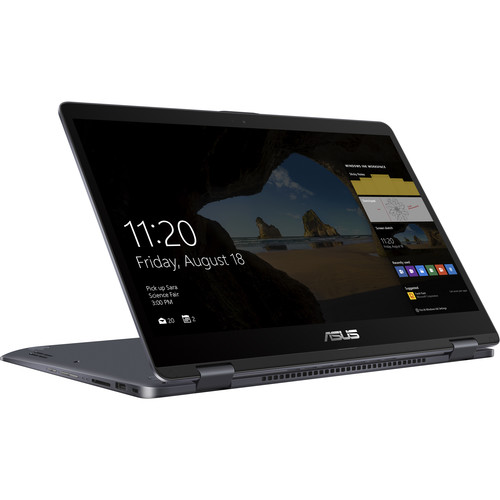 "ASUS 15.6"" VivoBook Flip TP510UA Multi-Touch 2-in-1 Notebook"