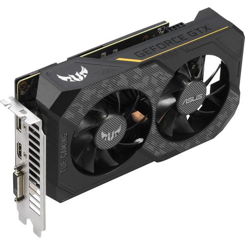 ASUS TUF GeForce GTX 1660 Graphics Card