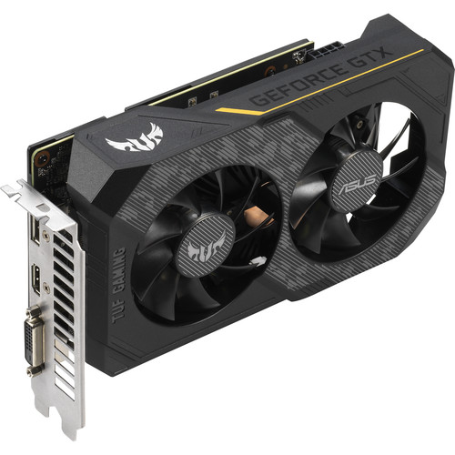 ASUS TUF GeForce GTX 1660 OC Graphics Card