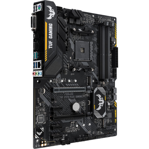 ASUS TUF X470-Plus Gaming AM4 ATX Motherboard