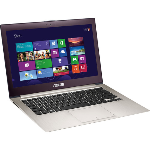 "ASUS Zenbook UX32VD-DS72 13.3"" Ultrabook Computer (Silver)"