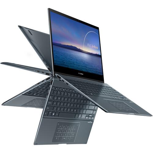 """ASUS 13.3"""" ZenBook Flip 13 UX363JA 2-in-1 Laptop"""
