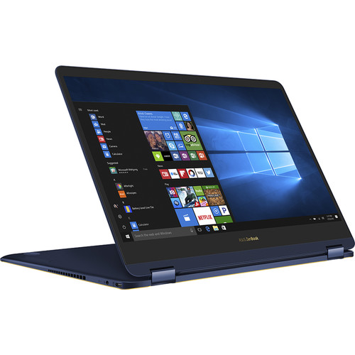 "ASUS 13.3"" ZenBook Flip S UX370UA Multi-Touch 2-in-1 Notebook"