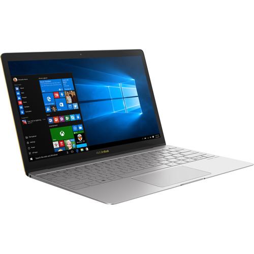 """ASUS 12.5"""" ZenBook 3 UX390UA Notebook (Quartz Gray)"""