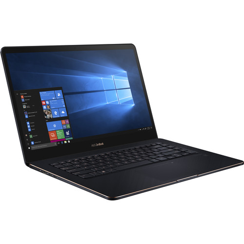 "ASUS 15.6"" ZenBook Pro 15 UX550GE Multi-Touch Notebook (Deep Dive Blue)"