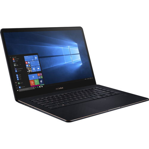 "ASUS 15.6"" ZenBook Pro 15 UX550GE Multi-Touch Notebook"