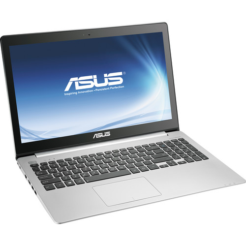 "ASUS VivoBook V551LB-DB71T Multi-Touch 15.6"" Notebook Computer (Silver)"