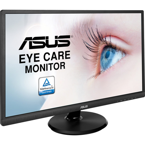 """ASUS VA249HE 23.8"""" 16:9 LCD Monitor"""