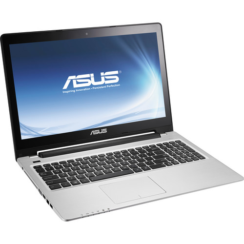 "ASUS VivoBook V550CA-DB71T Multi-Touch 15.6"" Notebook Computer (Black)"