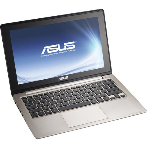 "ASUS VivoBook X202E-DB21T 11.6"" Multi-Touch Notebook Computer (Gray)"
