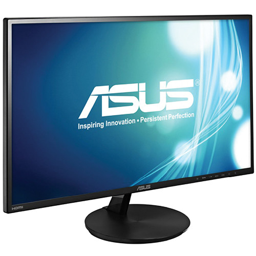 "ASUS VN247H-P 23.6"" Widescreen LED Backlit LCD Monitor"