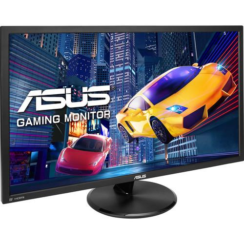 """ASUS VP28UQG 28"""" 16:9 4K/UHD LCD Gaming Monitor"""