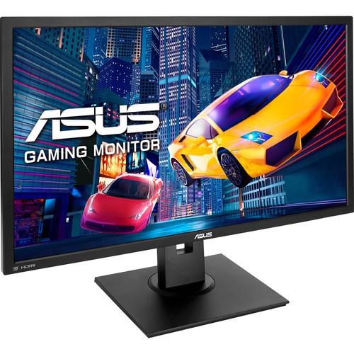 """ASUS VP28UQGL 28"""" 16:9 4K Adaptive-Sync TN Gaming Monitor"""