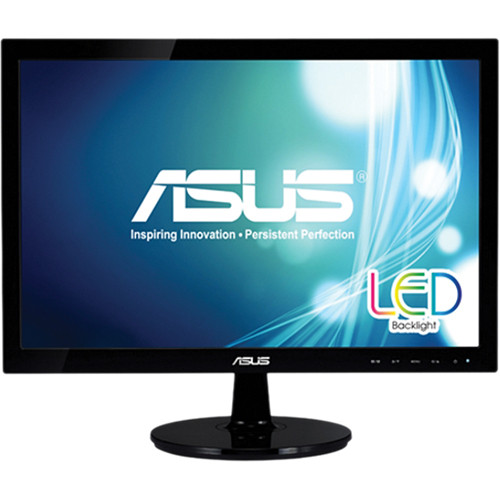 "ASUS VS197T-P 18.5"" LED Backlit LCD Monitor"