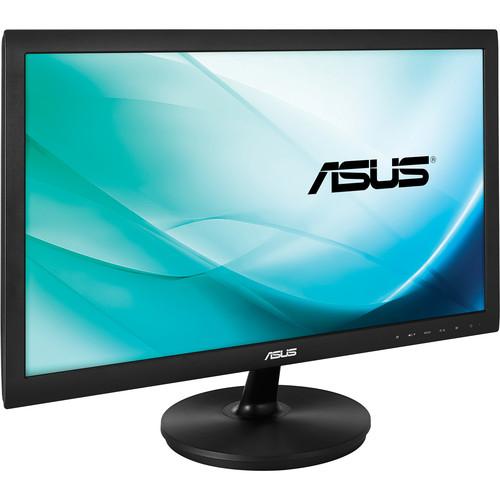 """ASUS VS228T-P 21.5"""" Full HD LED Monitor (Black)"""