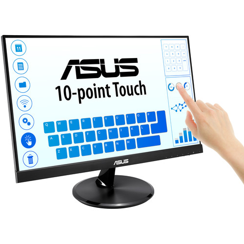 """ASUS VT229H 21.5"""" 16:9 Multi-Touch IPS Monitor"""