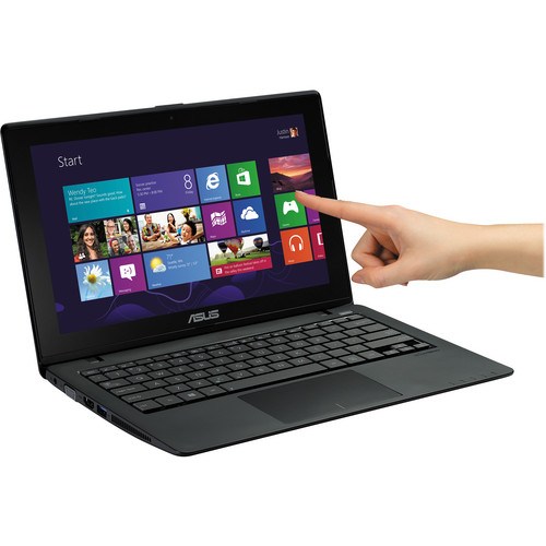 "ASUS X200CA-DB01T Multi-Touch 11.6"" Notebook Computer (Black)"