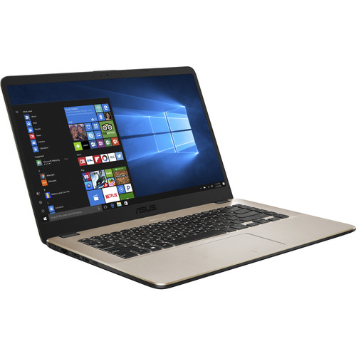"ASUS 15.6"" VivoBook 15 X505BA Notebook (Icicle Gold)"