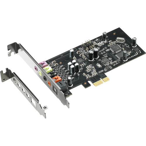 ASUS Xonar SE 5.1-Channel PCIe Gaming Sound Card
