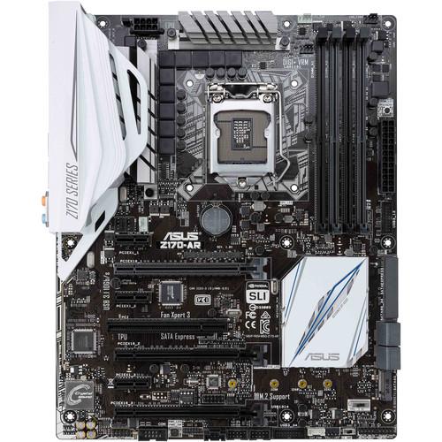 ASUS Z170-AR LGA 1151 ATX Motherboard