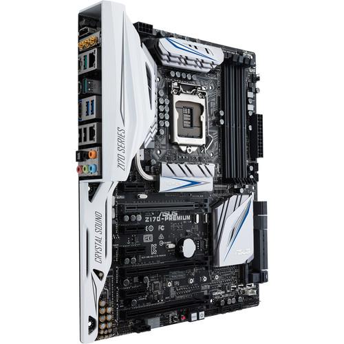 ASUS Z170-Premium ATX Motherboard