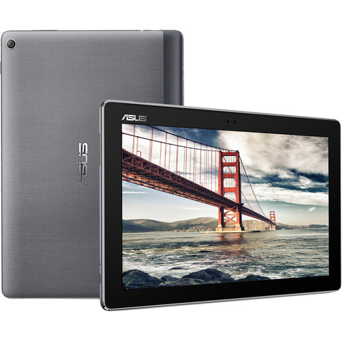 "ASUS 10.1"" ZenPad 10 Z301M 16GB Tablet (Wi-Fi, Quartz Gray)"