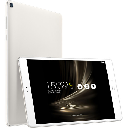 """ASUS 9.7"""" ZenPad 3S 10 64GB Tablet (Wi-Fi, Glacier Silver)"""