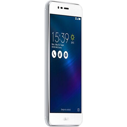ASUS ZenFone 3 Max ZC520TL 16GB Smartphone (Unlocked, Glacier Silver)
