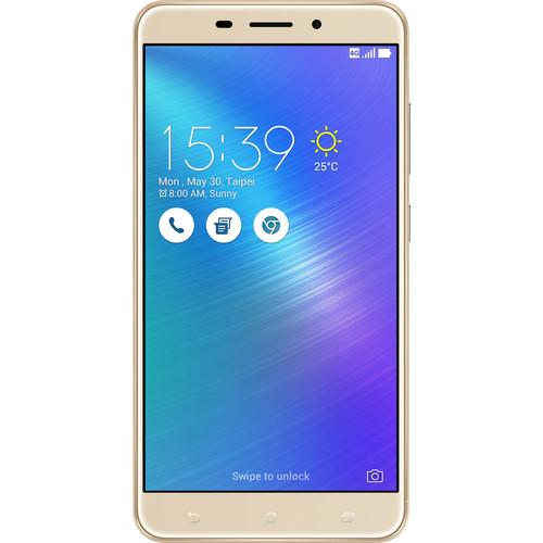 ASUS ZenFone 3 Laser ZC551KL 32GB Smartphone (Unlocked, Gold)