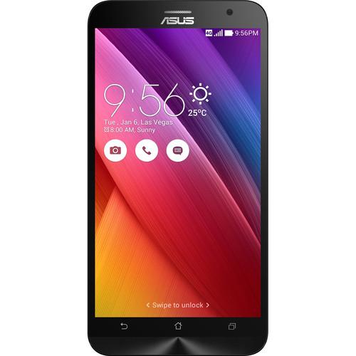 ASUS ZenFone 2 ZE551ML 16GB Smartphone (Unlocked, Osmium Black)