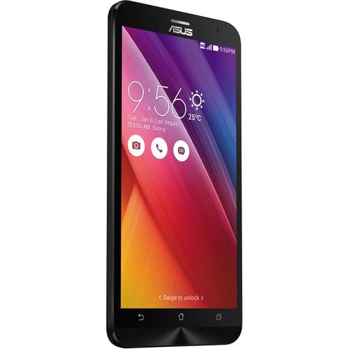 ASUS ZenFone 2 ZE551ML 64GB Smartphone (Unlocked, Osmium Black)