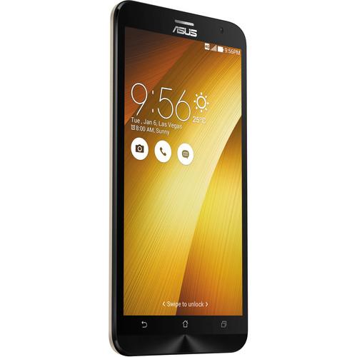 ASUS ZenFone 2 ZE551ML 64GB Smartphone (Unlocked, Sheer Gold)