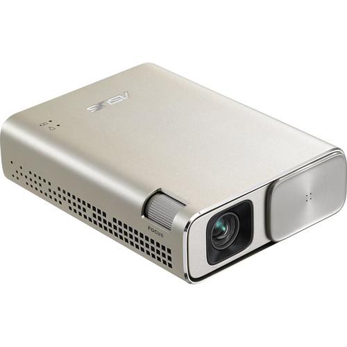 ASUS ZenBeam Go E1Z 150-Lumen FWVGA DLP Pico Projector