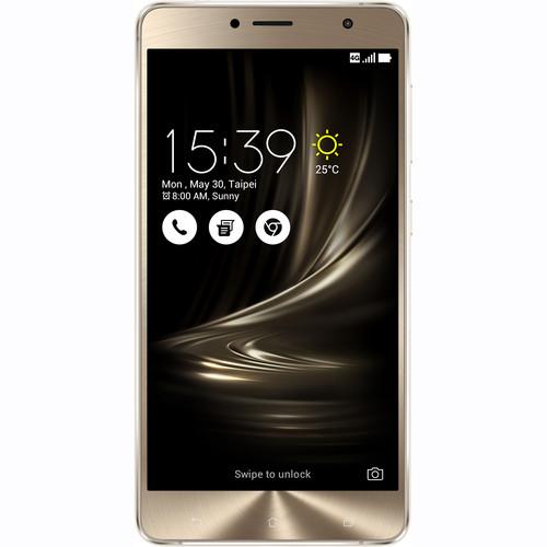 "ASUS ZenFone 3 Deluxe 5.5"" ZS550KL 32GB Smartphone (Unlocked, Glacier Silver)"