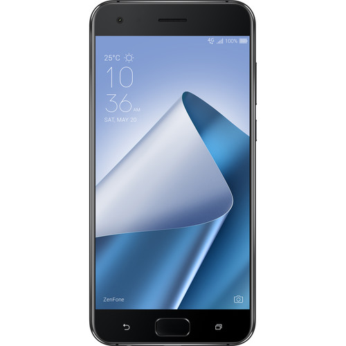 ASUS ZenFone 4 Pro ZS551KL 64GB Smartphone (Unlocked, Pure Black)