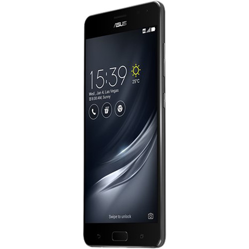 "ASUS ZenFone AR 5.7"" ZS571KL 128GB Smartphone (Unlocked, Black)"